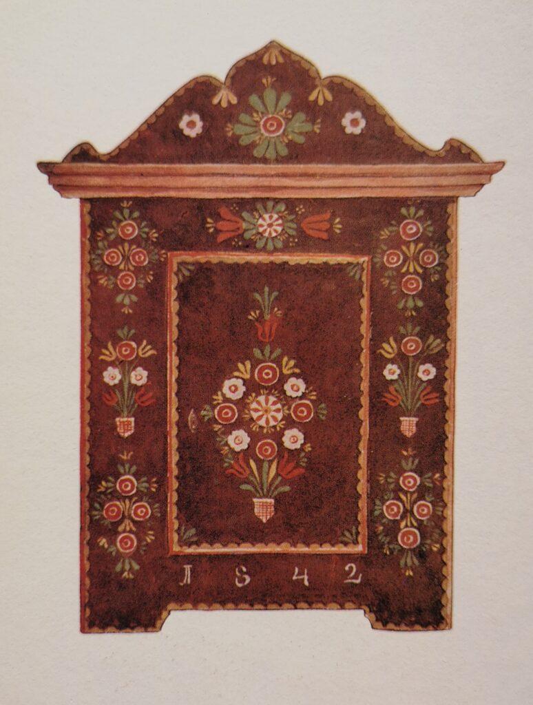 lengyelfalvi fali szekrény